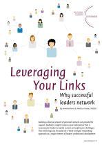 Leveraging Your Links - Why Successful Leaders Network